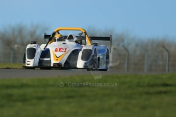 World © Octane Photographic Ltd. Donington Park general unsilenced test day, 13th February 2014. Digital Ref : 0891cb1d3879