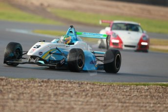 World © Octane Photographic Ltd. 18th February 2014 – Donington Park general unsilenced testing. BRDC Formula 4, MSV F4-13, Charlie Eastwood – Douglas Motorsport. Digital Ref : 0892cb1d2856