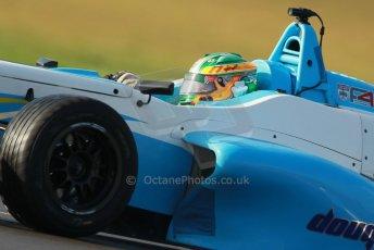World © Octane Photographic Ltd. 18th February 2014 – Donington Park general unsilenced testing. BRDC Formula 4, MSV F4-13, Charlie Eastwood – Douglas Motorsport. Digital Ref : 0892cb1d2938