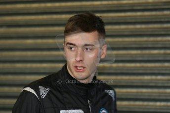World © Octane Photographic Ltd. 18th February 2014 – Donington Park general unsilenced testing. BRDC Formula 4, MSV F4-13, Chris Middlehurst – MGR Motorsport. Digital Ref : 0892cb1d4620