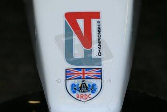 World © Octane Photographic Ltd. 18th February 2014 – Donington Park general unsilenced testing. BRDC Formula 4, MSV F4-13, Chris Middlehurst – MGR Motorsport. Digital Ref : 0892cb1d4633