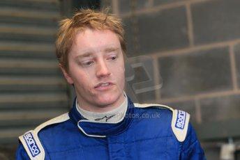 World © Octane Photographic Ltd. 18th February 2014 – Donington Park general unsilenced testing. BRDC Formula 4, MSV F4-13, David Wagner – MGR Motorsport. Digital Ref : 0892cb1d4638