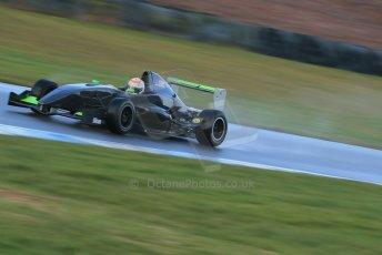 World © Octane Photographic Ltd. 18th February 2014 – Donington Park general unsilenced testing. Protyre Formula Renault BARC -  Tarun Reddy  – MGR Motorsport. Digital Ref : 0892cb1d4794