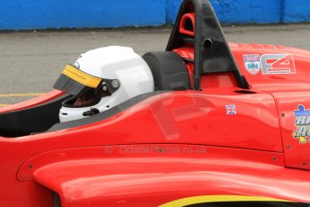 World © Octane Photographic Ltd. 5th June 2014, Donington Park general unsilenced test.  BRDC Formula 4 Championship. MSV F4-013 - Chris Dittmann Racing (CDR) - Chris Dittmann. Digital Ref : 0976CB7D5826