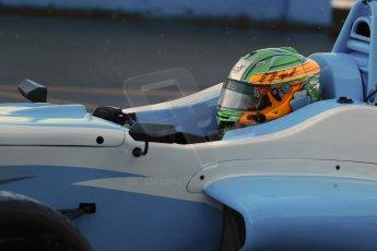 World © Octane Photographic Ltd. 7th February 2014 – Donington Park general unsilenced testing. BRDC Formula 4, MSV F4-13, Charlie Eastwood – Douglas Motorsport. Digital Ref :