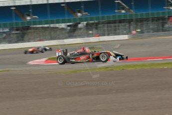 World © Octane Photographic Ltd. FIA European F3 Championship, Silverstone, UK, April 18th 2014 - Qualifying sessions. Prema Powerteam - Dallara F312 Mercedes – Esteban Ocon. Digital Ref : 0908lb1d1151