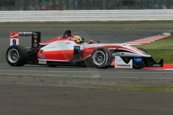 World © Octane Photographic Ltd. FIA European F3 Championship, Silverstone, UK, April 18th 2014 - Qualifying sessions. Fortec Motorsports – Mercedes. Dallara F312 – Mitch Gilbert. Digital Ref : 0908lb1d6538