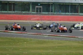 World © Octane Photographic Ltd. FIA European F3 Championship, Silverstone, UK, April 19th 2014 - Race 2. kfzteile24 Mücke Motorsport – Dallara F312 Mercedes – Roy Nissany. Digital Ref : 0910lb1d7183