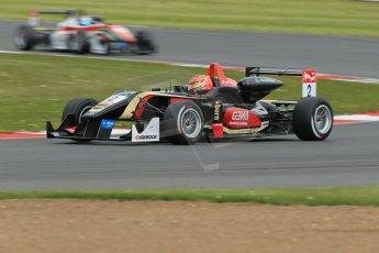 World © Octane Photographic Ltd. FIA European F3 Championship, Silverstone, UK, April 19th 2014 - Race 2. Prema Powerteam - Dallara F312 Mercedes – Esteban Ocon. Digital Ref : 0910lb1d7236