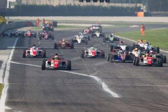 World © MaltaFormulaRacing. FIA F4 Italia Adria International Speedway - June 8th 2014. Tatuus F4 T014 Abarth. Digital Ref : 0989MS7492