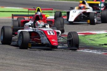 World © MaltaFormulaRacing. FIA F4 Italia Adria International Speedway - June 8th 2014. Tatuus F4 T014 Abarth. Digital Ref : 0989MS8518