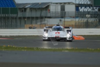 World© Octane Photographic Ltd. FIA World Endurance Championship (WEC) Silverstone 6hr – Friday 18th April 2014. LMP1. Audi Sport Team Joest – Audi R18 e-tron quattro – Hybrid. Lucas di Grassi, Loic Duval, Tom Kristensen. Digital Ref : 0907lb1d5950
