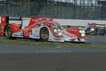 World© Octane Photographic Ltd. FIA World Endurance Championship (WEC) Silverstone 6hr – Friday 18th April 2014. LMP1. Rebellion Racing – Lola B12/60 Coupe - Toyota. Dominic Kraihamer, Andrea Belicchi. Digital Ref : 0907lb1d6026