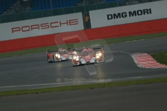World© Octane Photographic Ltd. FIA World Endurance Championship (WEC) Silverstone 6hr – Sunday 20th April 2014 - Race. LMP1. Rebellion Racing – Lola B12/60 Coupe - Toyota. Dominic Kraihamer, Andrea Belicchi and Nicolas Prost, Nick Heidfeld, Mathias Beche. Digital Ref :
