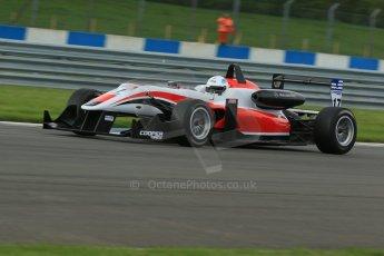 World © Octane Photographic Ltd. Cooper Tyres British Formula 3 Media Day, Castle Donington, Tuesday 8th April 2014. Fortec Motorsports - Dallara F312 Mercedes HWA – Alex Gill. Digital Ref : 0903lb1d3934
