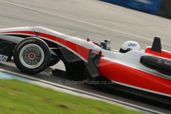 World © Octane Photographic Ltd. Cooper Tyres British Formula 3 Media Day, Castle Donington, Tuesday 8th April 2014. Fortec Motorsports - Dallara F312 Mercedes HWA – Alex Gill. Digital Ref : 0903lb1d9872