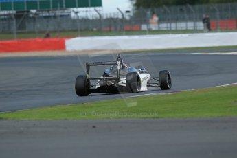 World © Octane Photographic Ltd. BRDC Formula 4 Qualifying, Silverstone, UK, Saturday 16th August 2014. MSV F4-013. Meridian Racing. Connor Jupp. Digital Ref : 1075LB1D4657