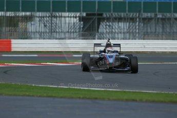 World © Octane Photographic Ltd. BRDC Formula 4 Qualifying, Silverstone, UK, Saturday 16th August 2014. MSV F4-013. SWR – Sean Walkinshaw Racing. Jordan Albert. Digital Ref : 1075LB1D4666