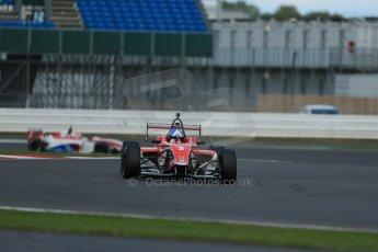 World © Octane Photographic Ltd. BRDC Formula 4 Qualifying, Silverstone, UK, Saturday 16th August 2014. MSV F4-013. HHC Motorsport. Will Palmer. Digital Ref : 1075LB1D4675