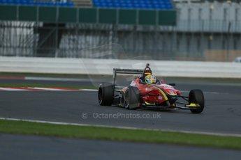 World © Octane Photographic Ltd. BRDC Formula 4 Qualifying, Silverstone, UK, Saturday 16th August 2014. MSV F4-013. CDR – Chris Dittmann Racing. Tom Jackson. Digital Ref : 1075LB1D4716