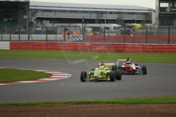 World © Octane Photographic Ltd. BRDC Formula 4 Championship. MSV F4-013. Silverstone, Sunday 27th April 2014. Petroball Racing - Dan Roeper. Digital Ref : 0914lb1d1958