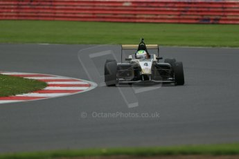 World © Octane Photographic Ltd. BRDC Formula 4 Championship. MSV F4-013. Silverstone, Sunday 27th April 2014. HHC Motorsport - Sennan Fielding. Digital Ref :