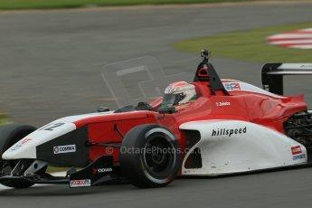 World © Octane Photographic Ltd. BRDC Formula 4 Championship. MSV F4-013. Silverstone, Sunday 27th April 2014. Hillspeed - Alfredo Zabalza. Digital Ref : 0916lb1d0012