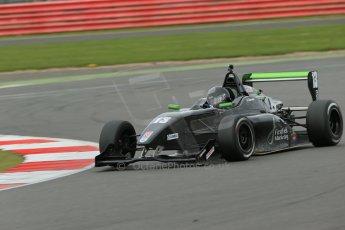 World © Octane Photographic Ltd. BRDC Formula 4 Championship. MSV F4-013. Silverstone, Sunday 27th April 2014. Mark Godwin Racing (MGR) - Michael Claessens. Digital Ref : 0916lb1d0017