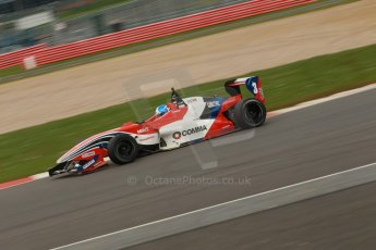 World © Octane Photographic Ltd. BRDC Formula 4 Championship. MSV F4-013. Silverstone, Sunday 27th April 2014. HHC Motorsport - Will Palmer. Digital Ref : 0916lb1d2212