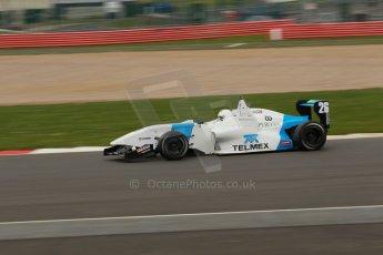 World © Octane Photographic Ltd. BRDC Formula 4 Championship. MSV F4-013. Silverstone, Sunday 27th April 2014. Douglas Motorsport - Rodrigo Fonseca. Digital Ref : 0916lb1d2310