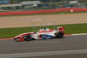 World © Octane Photographic Ltd. BRDC Formula 4 Championship. MSV F4-013. Silverstone, Sunday 27th April 2014. HHC Motorsport - Raoul Hyman. Digital Ref : 0916lb1d2324