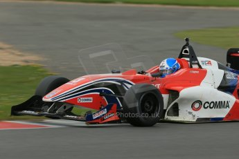 World © Octane Photographic Ltd. BRDC Formula 4 Championship. MSV F4-013. Silverstone, Sunday 27th April 2014. HHC Motorsport - Will Palmer. Digital Ref : 0916lb1d9895