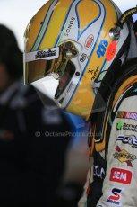 World © Octane Photographic Ltd. FIA Formula E testing – Donington Park 19th August 2014. Spark-Renault SRT_01E. China Racing – Nelson Piquet Jnr. Digital Ref : 1077LB1D5666