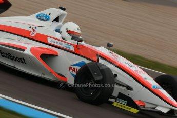 World © Octane Photographic Ltd. Donington Park test, Thursday 17th April 2014. Dunlop MSA Formula Ford Championship of Great Britain. Radical Motorsport - Juan Rosso - Mygale M12-SJ/Mountune. Digital Ref : 0905lb1d0357