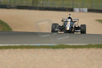 World © Octane Photographic Ltd. Donington Park test, Thursday 17th April 2014. Dunlop MSA Formula Ford Championship of Great Britain. JTR - Jayde Kruger - Mygale M12-SJ/Mountune. Digital Ref : 0905lb1d4323