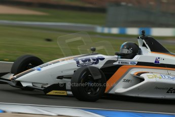 World © Octane Photographic Ltd. Donington Park test, Thursday 17th April 2014. Dunlop MSA Formula Ford Championship of Great Britain. JTR - Max Marshall - Mygale M12-SJ/Mountune. Digital Ref : 0905lb1d4695
