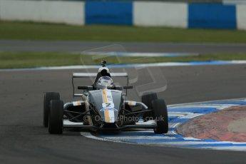 World © Octane Photographic Ltd. Donington Park test, Thursday 17th April 2014. Dunlop MSA Formula Ford Championship of Great Britain. JTR - Jayde Kruger - Mygale M12-SJ/Mountune. Digital Ref : 0905lb1d4761