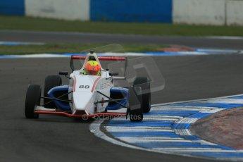 World © Octane Photographic Ltd. Donington Park test, Thursday 17th April 2014. Dunlop MSA Formula Ford Championship of Great Britain. SWB - Greg Holloway – Sinter LA12/Scholar. Digital Ref : 0905lb1d4907