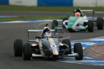 World © Octane Photographic Ltd. Donington Park test, Thursday 17th April 2014. Dunlop MSA Formula Ford Championship of Great Britain. JTR - Jayde Kruger - Mygale M12-SJ/Mountune. Digital Ref : 0905lb1d4914
