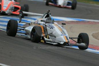 World © Octane Photographic Ltd. Donington Park test, Thursday 17th April 2014. Dunlop MSA Formula Ford Championship of Great Britain. JTR - Max Marshall - Mygale M12-SJ/Mountune. Digital Ref : 0905lb1d4951