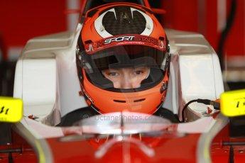 World © Octane Photographic Ltd. Eurocup Formula Renault 2.0 Championship testing. Jerez de la Frontera, Thursday 27th March 2014. Fortec Motorsports – Jack Aitken. Digital Ref :  0900cb1d7379