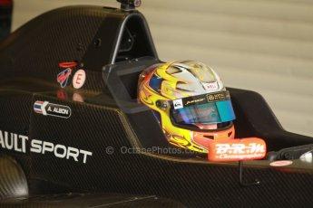 World © Octane Photographic Ltd. Eurocup Formula Renault 2.0 Championship testing. Jerez de la Frontera, Thursday 27th March 2014 KTR – Alexander Albon. Digital Ref :  0900cb1d7412
