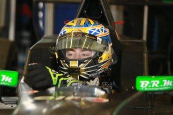 World © Octane Photographic Ltd. Eurocup Formula Renault 2.0 Championship testing. Jerez de la Frontera, Thursday 27th March 2014. KTR – Gregor Ramsay. Digital Ref :  0900cb1d7437