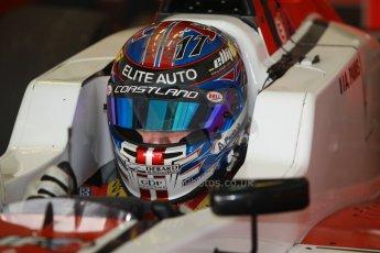 World © Octane Photographic Ltd. Eurocup Formula Renault 2.0 Championship testing. Jerez de la Frontera, Thursday 27th March 2014. ART Junior Team - Aureilen Panis. Digital Ref :  0900cb1d7468