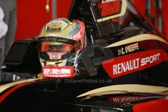 World © Octane Photographic Ltd. Eurocup Formula Renault 2.0 Championship testing. Jerez de la Frontera, Thursday 27th March 2014. ART Junior Team – Callan O'Keeffe. Digital Ref :  0900cb1d7470