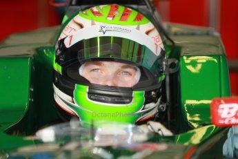 World © Octane Photographic Ltd. Eurocup Formula Renault 2.0 Championship testing. Jerez de la Frontera, Thursday 27th March 2014. Fortec Motorsports – Matt (Matthew) Parry. Digital Ref :  0900cb1d7492