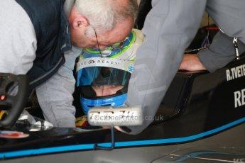 World © Octane Photographic Ltd. Eurocup Formula Renault 2.0 Championship testing. Jerez de la Frontera, Thursday 27th March 2014. Josef Kaufmann Racing – Ryan Tveter. Digital Ref :  0900cb1d7533