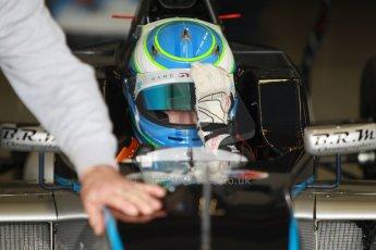 World © Octane Photographic Ltd. Eurocup Formula Renault 2.0 Championship testing. Jerez de la Frontera, Thursday 27th March 2014. Josef Kaufmann Racing – Ryan Tveter. Digital Ref :  0900cb1d7539