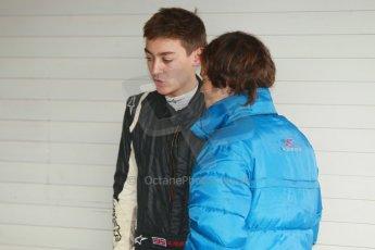 World © Octane Photographic Ltd. Eurocup Formula Renault 2.0 Championship testing. Jerez de la Frontera, Thursday 27th March 2014. Koiranen GP – George Russell. Digital Ref :  0900cb1d7540