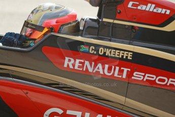 World © Octane Photographic Ltd. Eurocup Formula Renault 2.0 Championship testing. Jerez de la Frontera, Thursday 27th March 2014. ART Junior Team – Callan O'Keeffe. Digital Ref :  0900cb1d7569